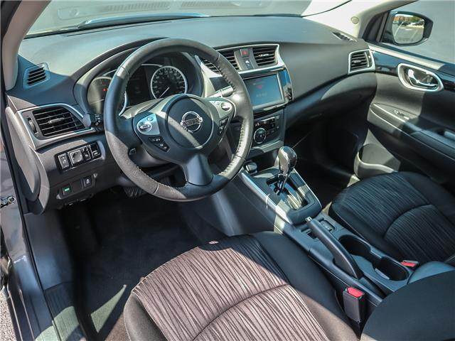 2019 Nissan Sentra 1.8 SV (Stk: P110) in Ancaster - Image 10 of 29