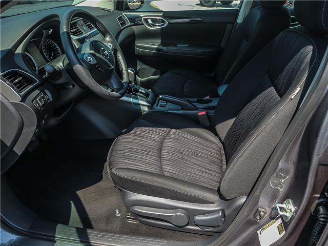 2019 Nissan Sentra 1.8 SV (Stk: P110) in Ancaster - Image 11 of 29
