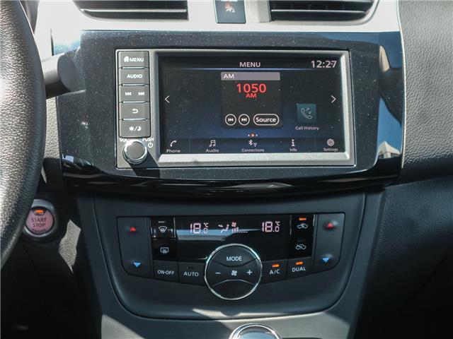 2019 Nissan Sentra 1.8 SV (Stk: P110) in Ancaster - Image 16 of 29