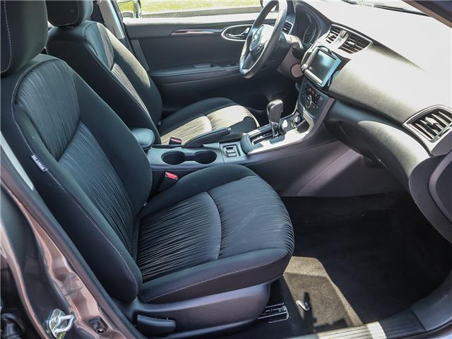 2019 Nissan Sentra 1.8 SV (Stk: P110) in Ancaster - Image 19 of 29