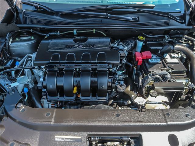 2019 Nissan Sentra 1.8 SV (Stk: P110) in Ancaster - Image 23 of 29