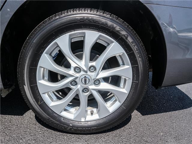 2019 Nissan Sentra 1.8 SV (Stk: P110) in Ancaster - Image 24 of 29