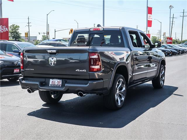 2019 RAM 1500 Limited (Stk: P113) in Ancaster - Image 5 of 29