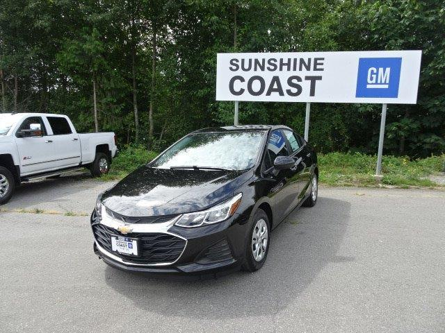 2019 Chevrolet Cruze LS (Stk: EK148233) in Sechelt - Image 1 of 16