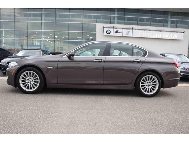 2013 BMW 535i xDrive (Stk: U76848T) in Brampton - Image 2 of 18