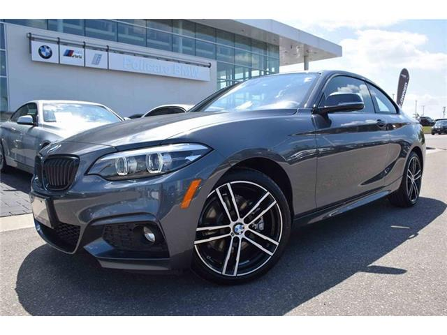 2020 BMW 230i xDrive (Stk: 0E38798) in Brampton - Image 1 of 11