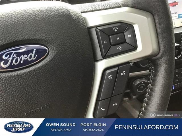 2019 Ford F-150 Lariat (Stk: 19FE292) in Owen Sound - Image 16 of 25
