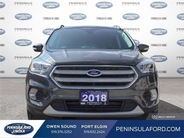 2018 Ford Escape Titanium (Stk: 19FE38B) in Owen Sound - Image 2 of 26