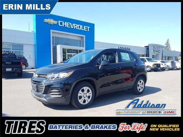 2019 Chevrolet Trax LS (Stk: KL175514) in Mississauga - Image 1 of 15