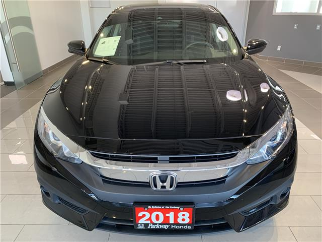 2018 Honda Civic EX (Stk: 16341A) in North York - Image 2 of 23