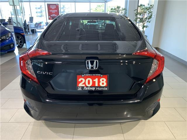2018 Honda Civic EX (Stk: 16341A) in North York - Image 7 of 23