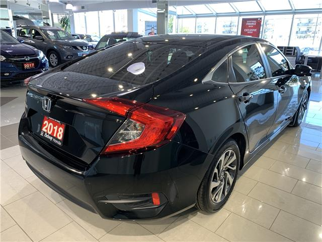 2018 Honda Civic EX (Stk: 16341A) in North York - Image 8 of 23