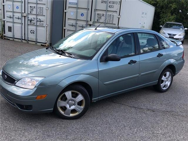2005 Ford Focus ZX4 (Stk: TN19052A) in Woodstock - Image 1 of 1