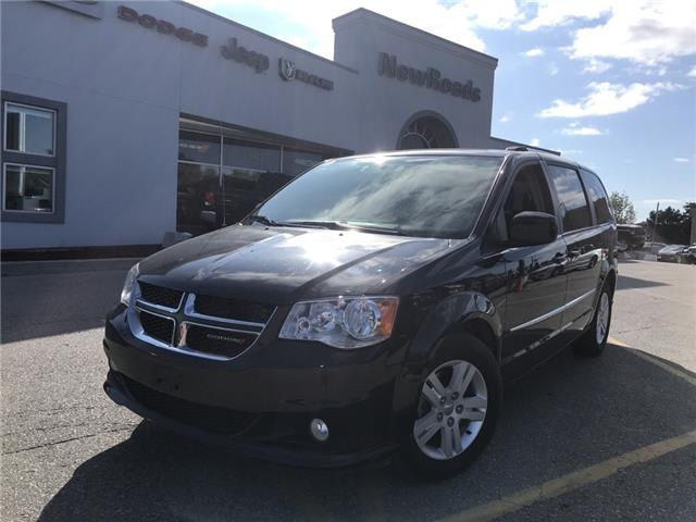 2016 Dodge Grand Caravan Crew (Stk: 24280T) in Newmarket - Image 1 of 21