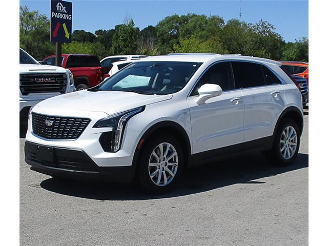 2019 Cadillac XT4  (Stk: 19619) in Peterborough - Image 1 of 3