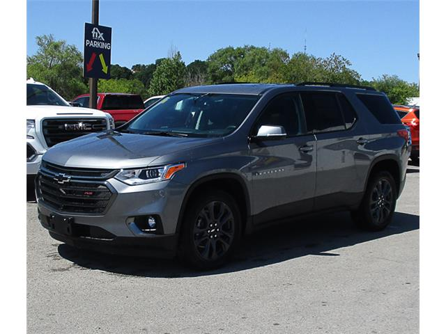 2020 Chevrolet Traverse RS (Stk: 20002) in Peterborough - Image 1 of 3