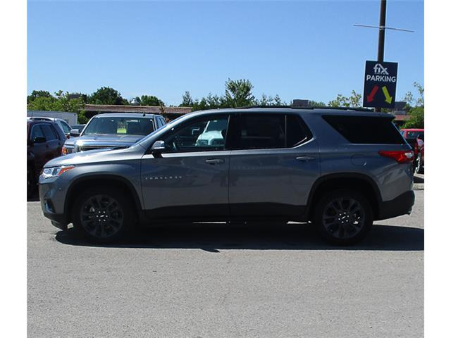 2020 Chevrolet Traverse RS (Stk: 20002) in Peterborough - Image 2 of 3