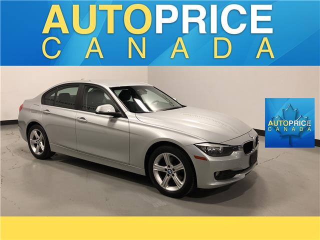 2015 BMW 320i xDrive (Stk: W0549) in Mississauga - Image 1 of 26