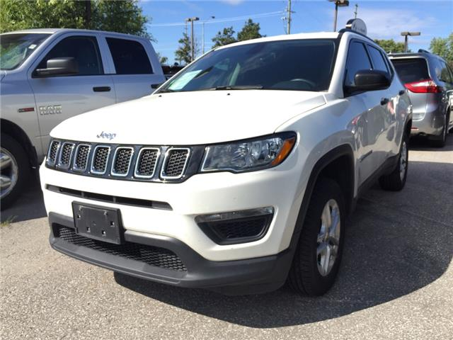 2018 Jeep Compass Sport (Stk: 24312X) in Newmarket - Image 1 of 1