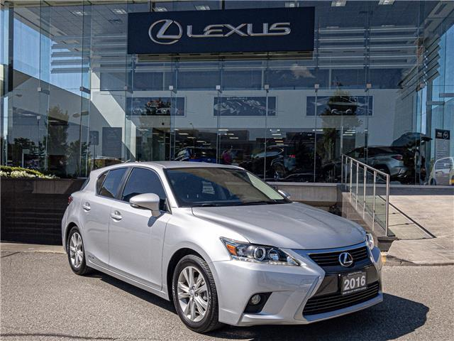 2016 Lexus CT 200h Base (Stk: 28640A) in Markham - Image 2 of 16