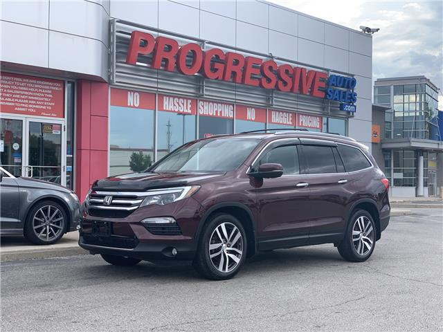 2016 Honda Pilot Touring (Stk: GB503700) in Sarnia - Image 1 of 34