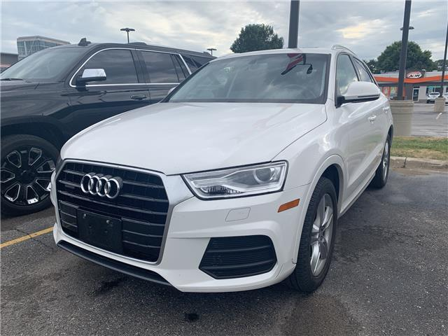 2016 Audi Q3 2.0T Progressiv (Stk: GR003804) in Sarnia - Image 1 of 3