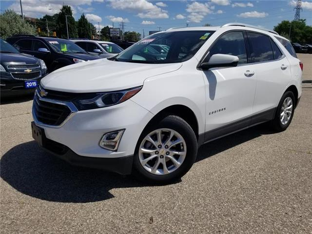 2018 Chevrolet Equinox LT (Stk: 190940A) in Kitchener - Image 1 of 11