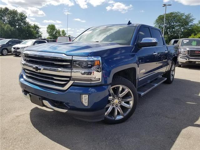 2016 Chevrolet Silverado 1500 High Country (Stk: 1912260A) in Kitchener - Image 1 of 13