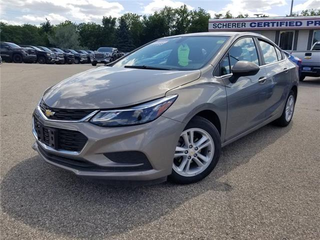 2017 Chevrolet Cruze LT Auto (Stk: 195390A) in Kitchener - Image 1 of 8