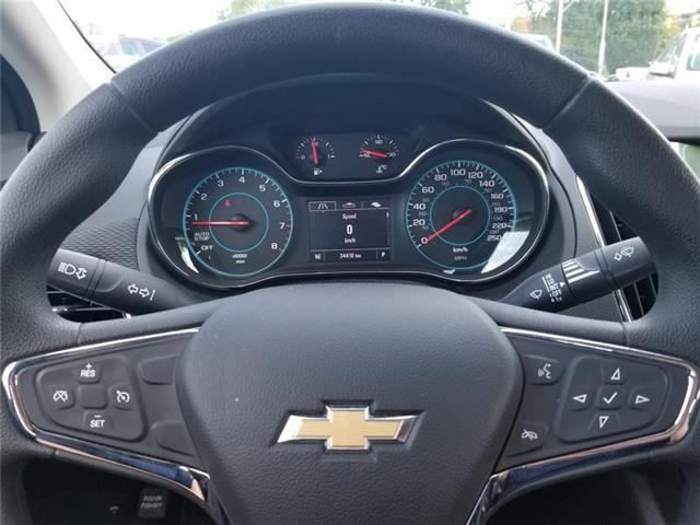 2017 Chevrolet Cruze LT Auto (Stk: 195390A) in Kitchener - Image 7 of 8