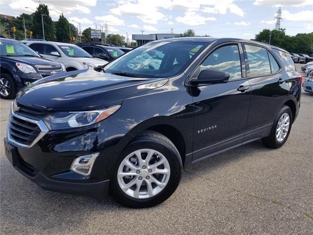 2018 Chevrolet Equinox LS (Stk: 590830) in Kitchener - Image 1 of 9