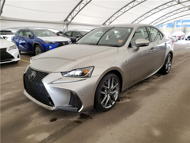 2019 Lexus IS 350 Base (Stk: L19571) in Calgary - Image 3 of 6