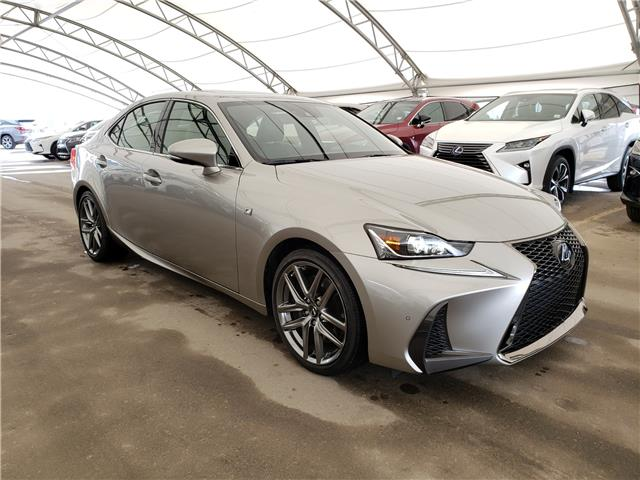 2019 Lexus IS 350 Base (Stk: L19571) in Calgary - Image 1 of 6