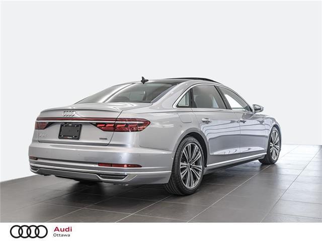 2019 Audi A8 L 55 (Stk: 52793) in Ottawa - Image 3 of 21