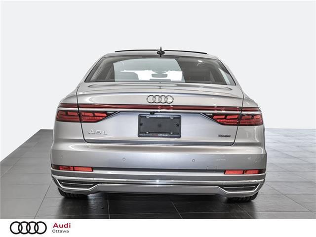 2019 Audi A8 L 55 (Stk: 52793) in Ottawa - Image 4 of 21