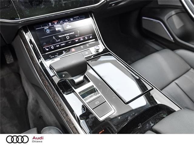 2019 Audi A8 L 55 (Stk: 52793) in Ottawa - Image 16 of 21