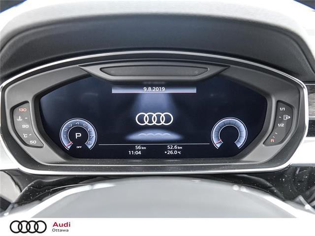 2019 Audi A8 L 55 (Stk: 52793) in Ottawa - Image 20 of 21