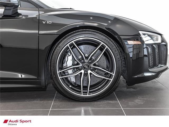 2018 Audi R8 5.2 V10 plus (Stk: 51763) in Ottawa - Image 6 of 18