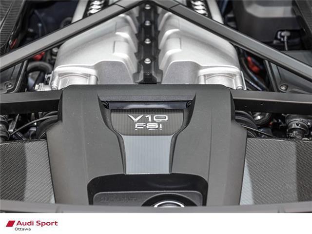 2018 Audi R8 5.2 V10 plus (Stk: 51763) in Ottawa - Image 7 of 18