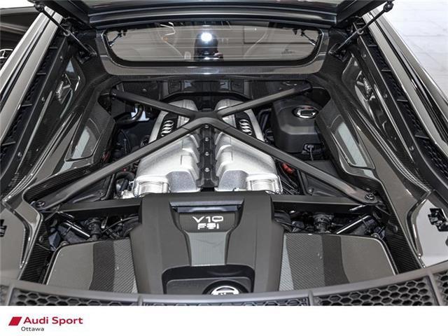 2018 Audi R8 5.2 V10 plus (Stk: 51763) in Ottawa - Image 8 of 18