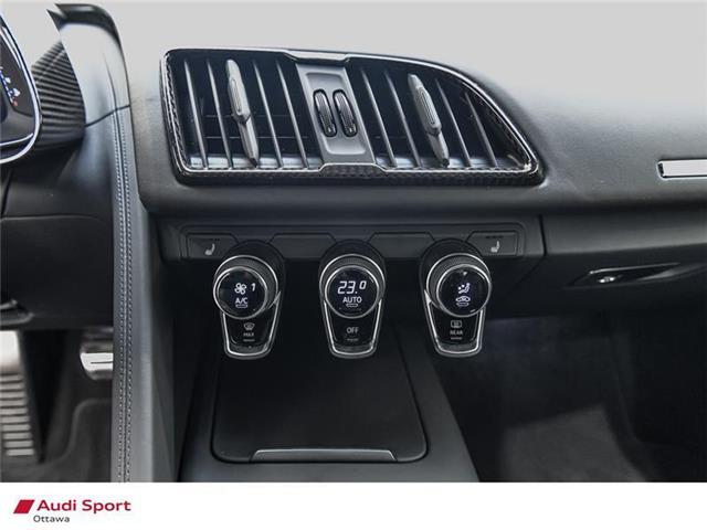 2018 Audi R8 5.2 V10 plus (Stk: 51763) in Ottawa - Image 15 of 18