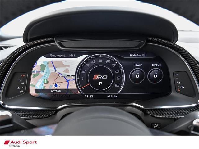 2018 Audi R8 5.2 V10 plus (Stk: 51763) in Ottawa - Image 16 of 18