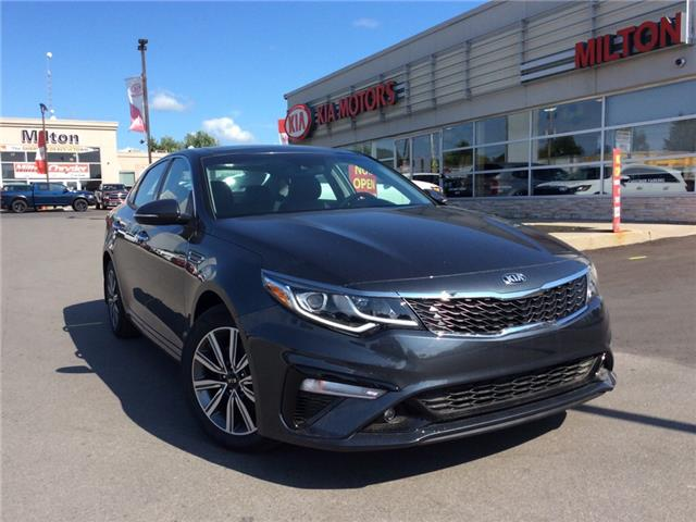 2020 Kia Optima EX+ (Stk: 382414) in Milton - Image 1 of 20