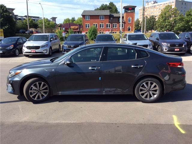 2020 Kia Optima  (Stk: 382414) in Milton - Image 4 of 20