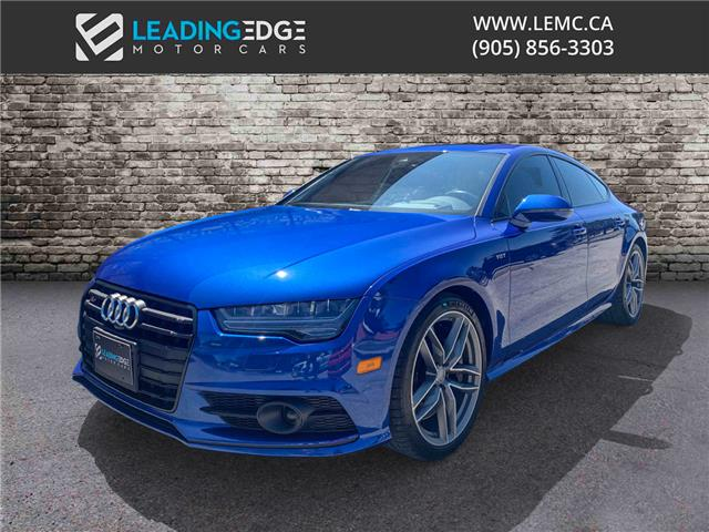 2016 Audi S7 4.0T (Stk: ) in Woodbridge - Image 1 of 22