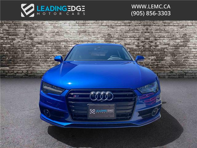 2016 Audi S7 4.0T (Stk: ) in Woodbridge - Image 2 of 22