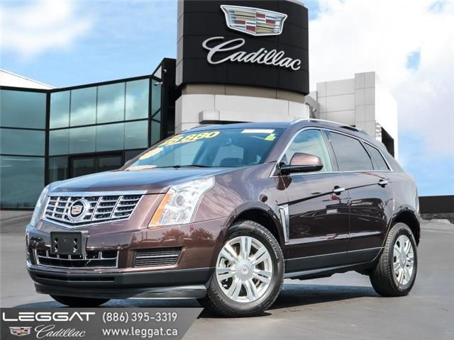 2016 Cadillac SRX Luxury Collection (Stk: 99012A) in Burlington - Image 1 of 28