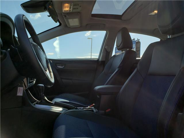 2019 Toyota Corolla  (Stk: P6920) in Etobicoke - Image 11 of 17