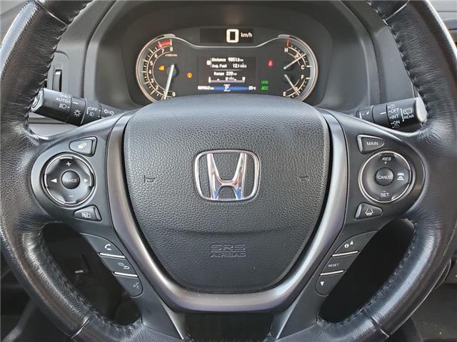 2016 Honda Pilot EX-L Navi (Stk: 20S02A) in Whitby - Image 12 of 25