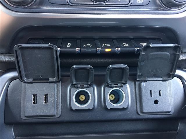 2016 Chevrolet Silverado 2500HD LTZ (Stk: PW0481) in Devon - Image 14 of 15